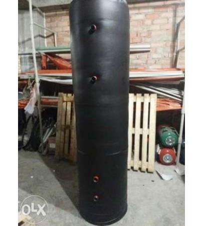 Бак из черного метала - 500 л.