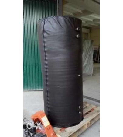 Бак из черного метала - 600 л.