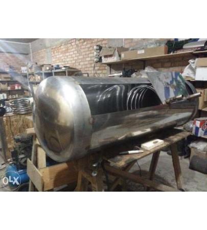 Бак з нержавіючої сталі - 100 л.