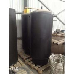 Бак из черного метала - 800 л.