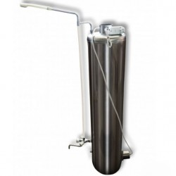 Титан водогрійний Електро + Набір кранів і душ