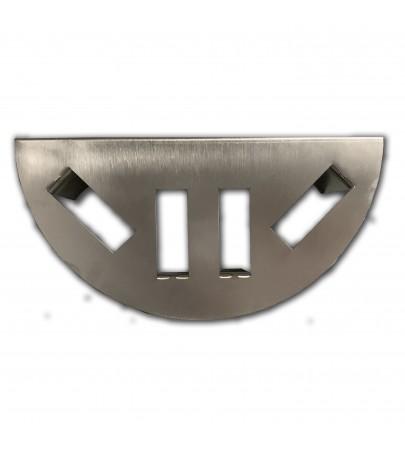 Подставка с нержавейки - электро