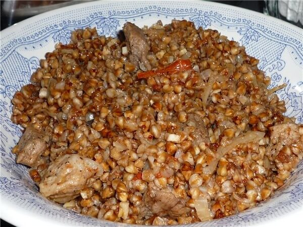 рецепт гречневой каши в автоклаве